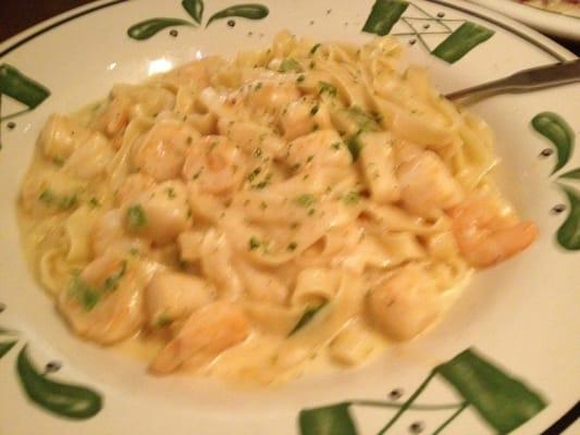 Shrimp Fettuccine Alfredo Olive Garden Images