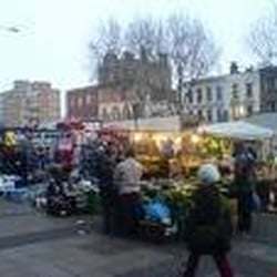Whitechapel Market, London