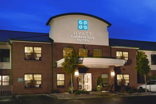 hyatt house colorado springs hotels 5805 delmonico dr. Black Bedroom Furniture Sets. Home Design Ideas