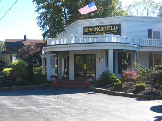 Mercer (PA) United States  City new picture : Springfield Grille Mercer, PA, United States | Yelp