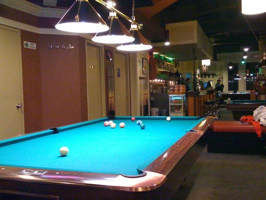 Pool table space - Space needed for pool table ...