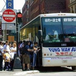 Fung Wah Bus - Boston Forum - TripAdvisor