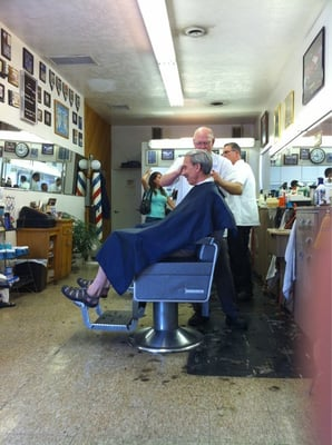 Barber Shop Near Me : Del?s Barber Shop - Barbers - Escondido - Escondido, CA - Reviews ...