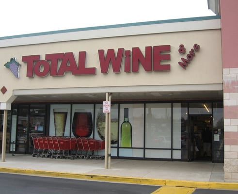 Total Wine Locations VA