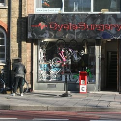 The Cycle Surgery, London