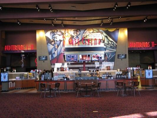 century 21 movie theatre san bruno