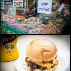 More Bangladeshi treats and London's best burger