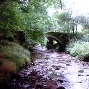 Beautiful bridge Edale