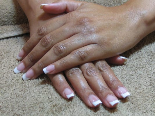 Gel Nails (French) | Yelp
