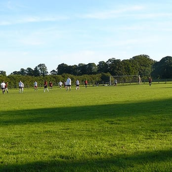 football, llandaff fields