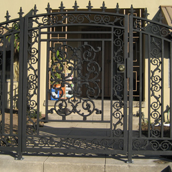 Pacific garage doors gates inc north hollywood ca usa