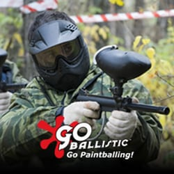 Go Ballistic Paintball Abridge, Romford, London, UK