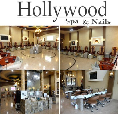 Hollywood Nail And Spa Alliance