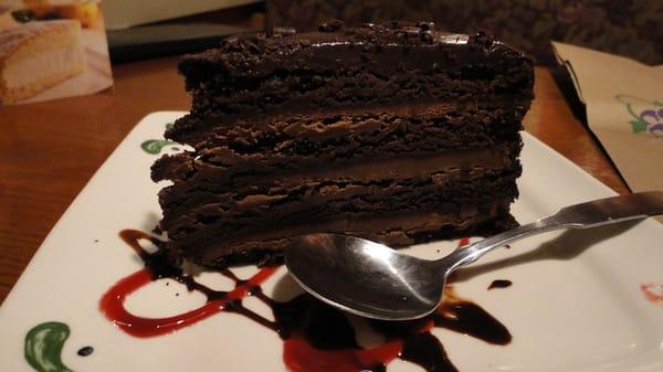 Triple Chocolate Strata Yelp