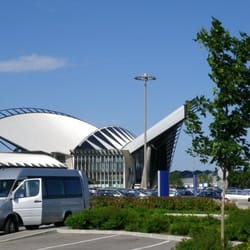 Aéroport Saint Exupéry, Lyon, France