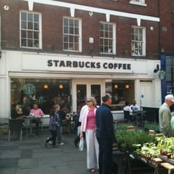Starbucks Coffee Company UK, Salisbury, Wiltshire