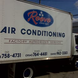 Reeve Air Conditioning Yelp