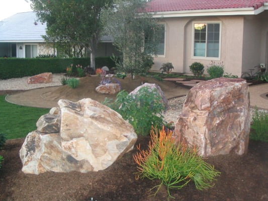 Landscaping Rocks And Boulders : Landscape boulders yelp