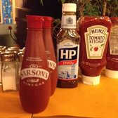 English condiments anyone?