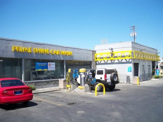 Prime Shine Car Wash Turlock
