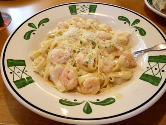 Shrimp Alfredo Yelp