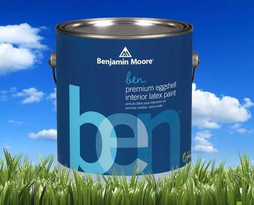 Complete Line Of Benjamin Moore Paints Regal Aura Ben Natura Etc Yelp