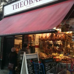 Theobald's - McKanna Meats, London