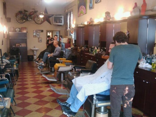 Photos for Syndicate Barber Shop Yelp