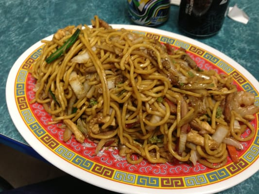 House special lo mein amazing yelp for Asian cuisine grimes ia menu