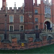 Home of King Henry VIII! Awesome!!