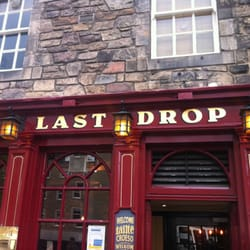 The Last Drop, Edinburgh, UK