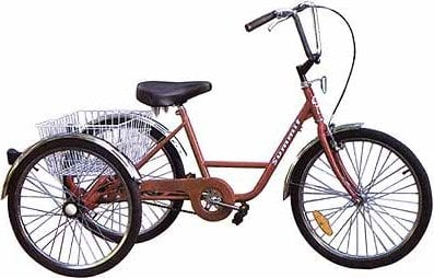 Miami Sun Adult Tricycle 25