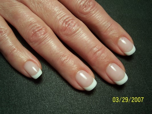French Gel Manicure Overlay | Yelp