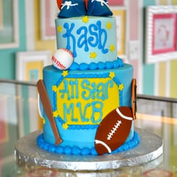 Baby Shower Cake von Leah C.