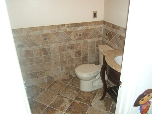remodel your small bathroom with custom tile yelp