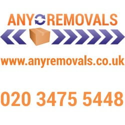 Any Removals, London