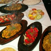 sizzling dishes