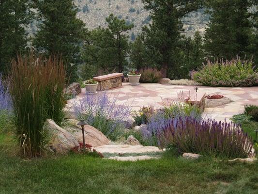 Evergreen Landscape Design Landscaping Evergreen Co