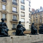 Outside of Musee d'Orsay