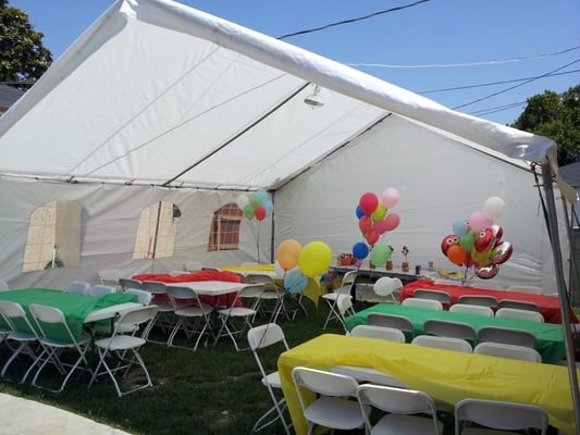 20x20 Canopy Tents! Call or TEXT 310 903 0368  Yelp
