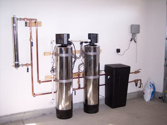 Water Softener Water Softener Whole House Systems