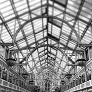 St Stephens Green Shopping Center - View of Glass Ceiling