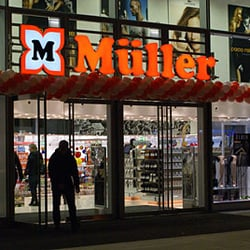 Müller drogerie online shop