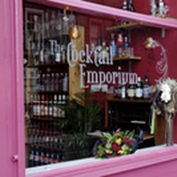 The Cocktail Emporium - for all your spirit needs - 44 Broughton Street, Edinburgh