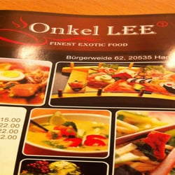 Onkel Lee, Hamburg
