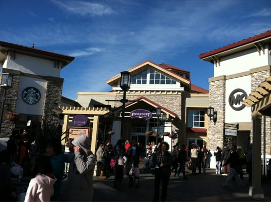 San francisco premium outlets livermore ca yelp