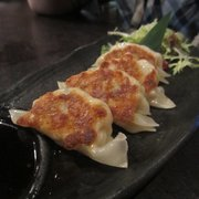 Gyoza (these make Marc happy)