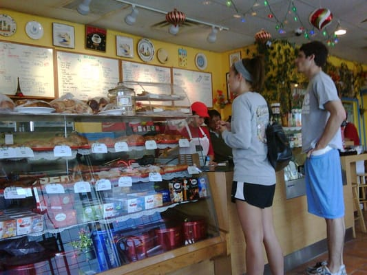 French Riviera Bakery And Cafe Houston