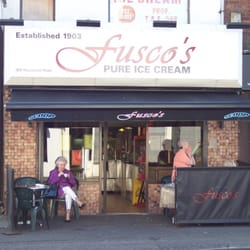 Fusco's Ice Cream Parlour, Belfast