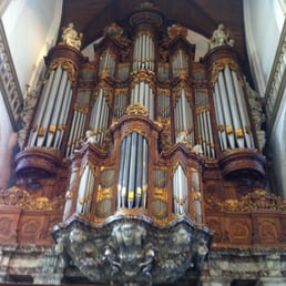 That incredible organ